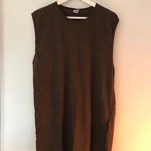 OAK sleeveless Tshirt